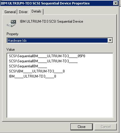Solved: NetBackup unable to detect Tape drive - VOX