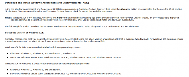 Download and install Windows Assessment and Deployment Kit (ADK) - page 1.png