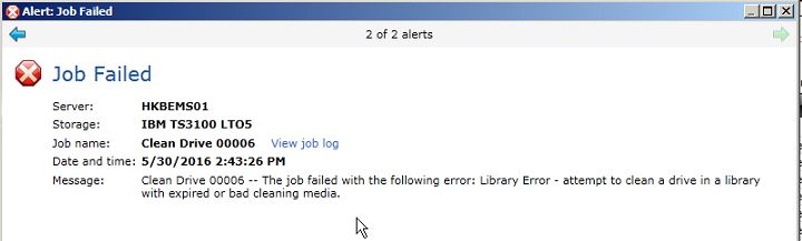 Solved: Access Denied System State Server 2012 - VOX