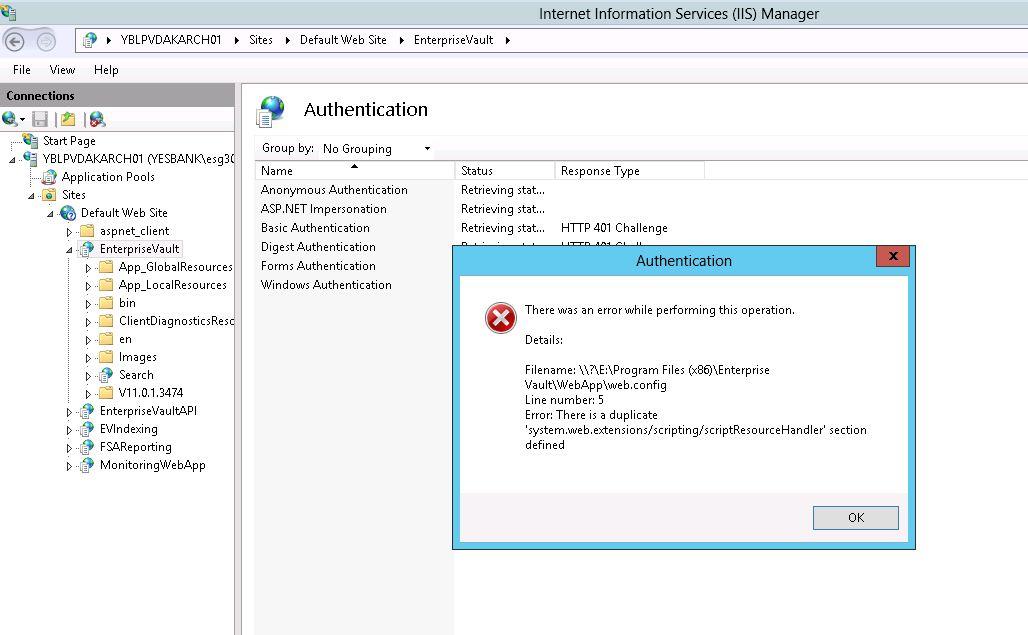 HTTP ERROR 500 19 ERROR WHEN YOU OPEN AN IIS 10 0 WEBPAGE