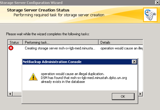 how to create media server