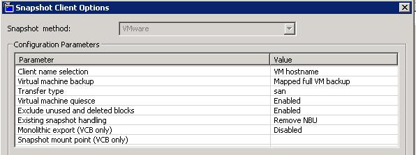 Netbackup 7 5 vmware backup SAN transport and slow    - VOX