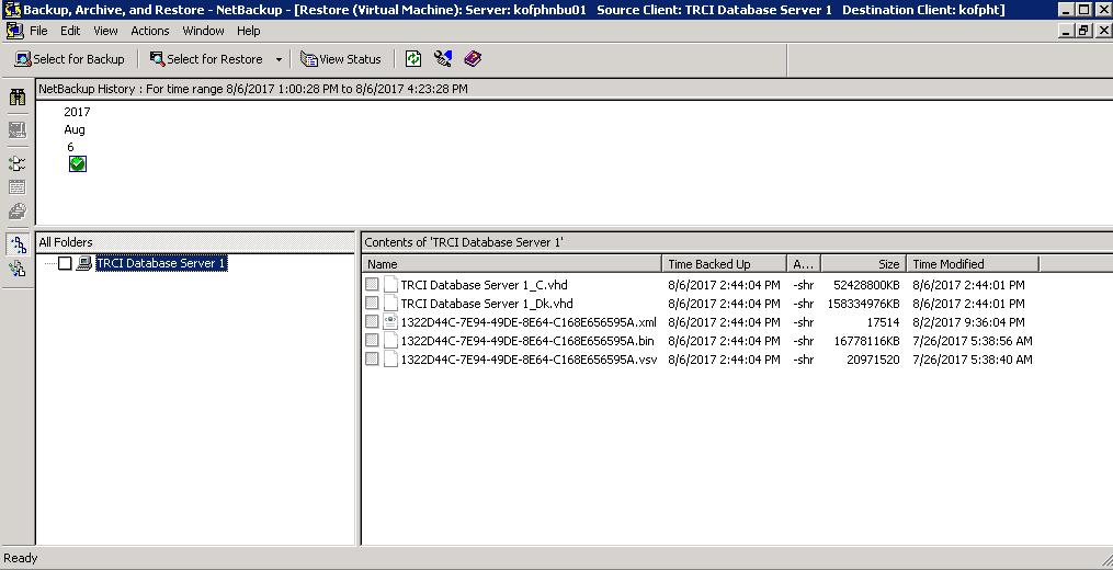 Solved: Hyper-V policy restore error (2821) - VOX