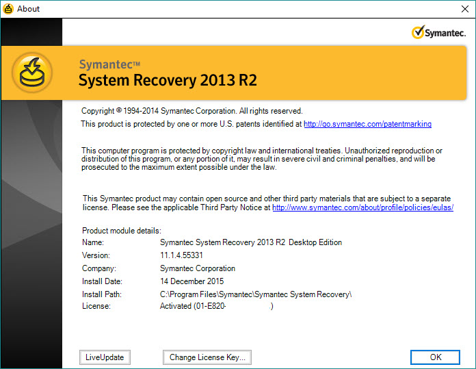 Windows 10 New Software Update For Symantec Syst