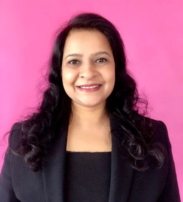 Meet Anuradha Joshi
