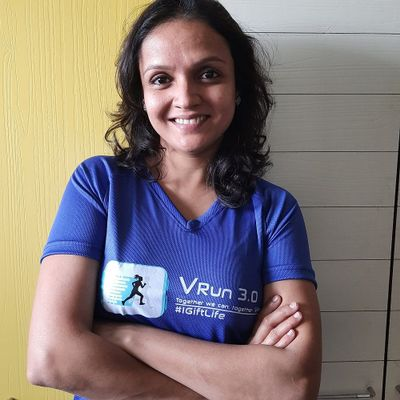 Meet Mrudula Andhare