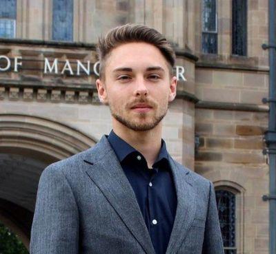Meet Sam Eastwood, Associate Sales Representative at Veritas UK