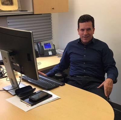 Dan O'Farrell, Veritas Director of Solutions Marketing
