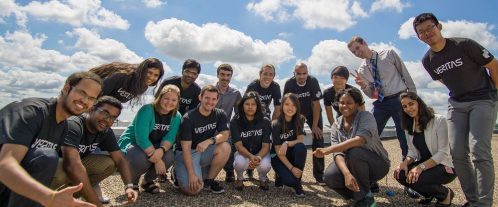 The Veritas University Program provides internship opportunities to students across the globe, and we've extended full-time employment opportunities to approximately 450 interns who have completed our internship sessions.