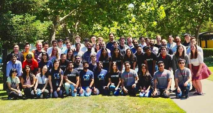 During Intern Summit Week for the Veritas University Summer 2018 session, interns from our Roseville, Mountain View, and Santa Clara offices joined forces for a week of shared activities and learning.