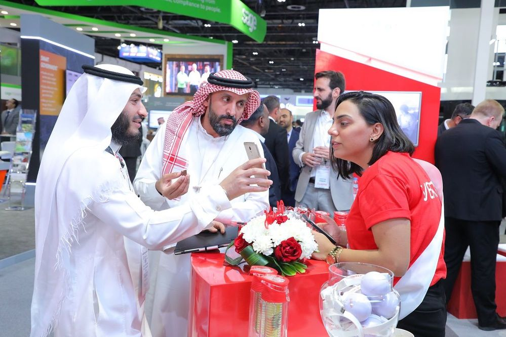 Welcome to our #GITEX2018 stand!