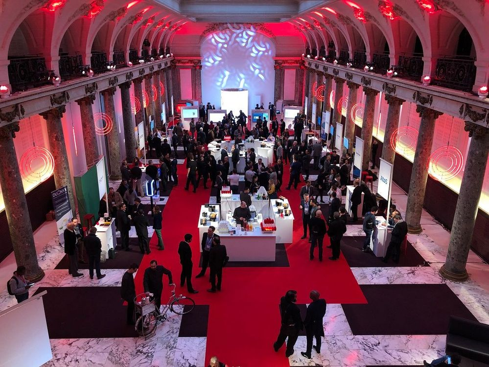 Welcome to Vision Solution Day (VSD) Paris in pictures! Hosted in an amazing venue in the heart of Paris.