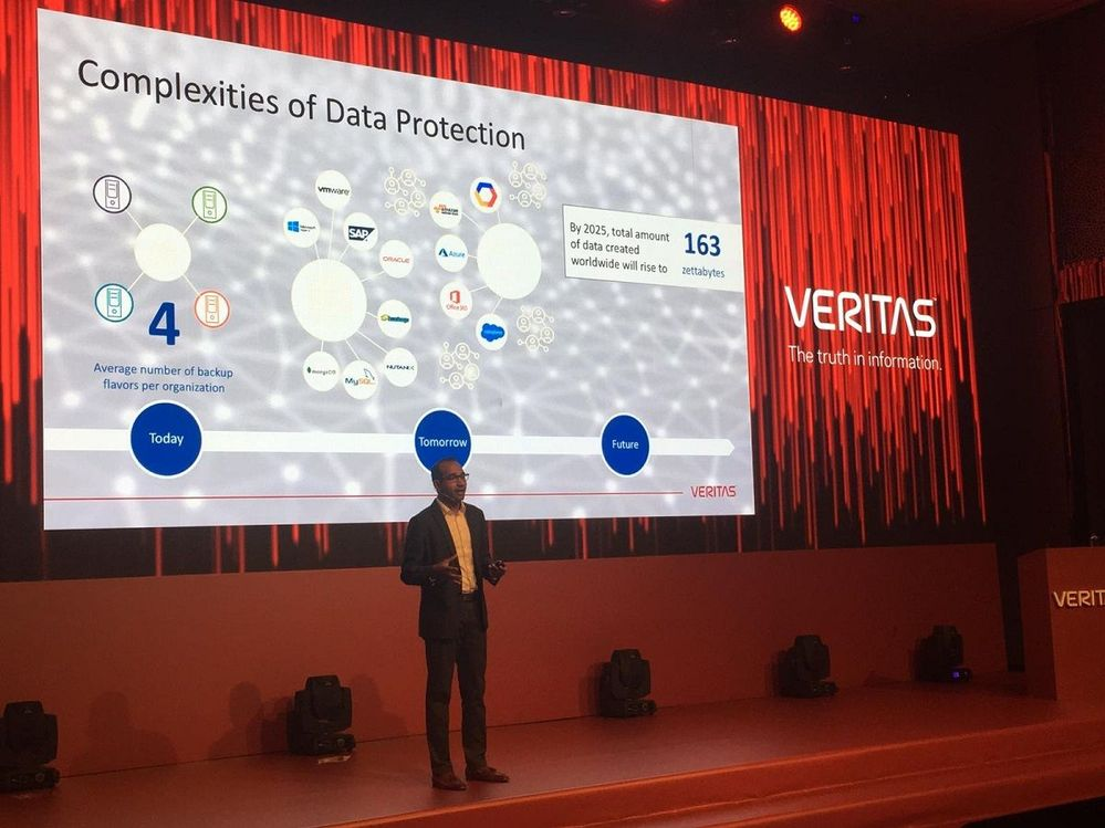 One of the keynote presentations delivered during VSD Istanbul.