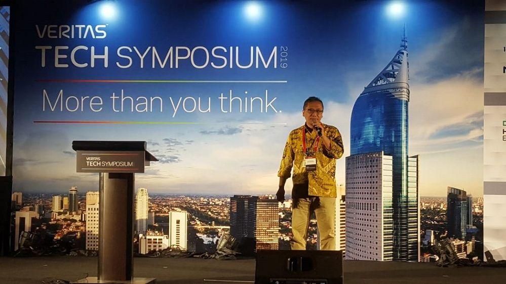 Amazing keynote presentation from Pak Iwan. Thank you!