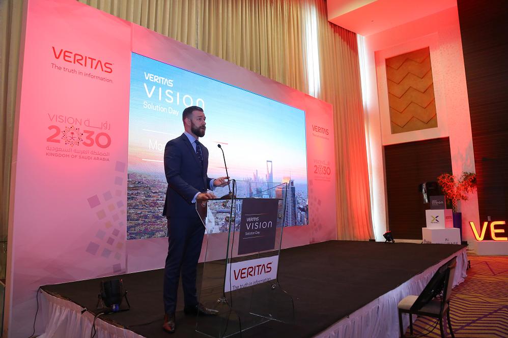 Opening address of VSD Riyadh.