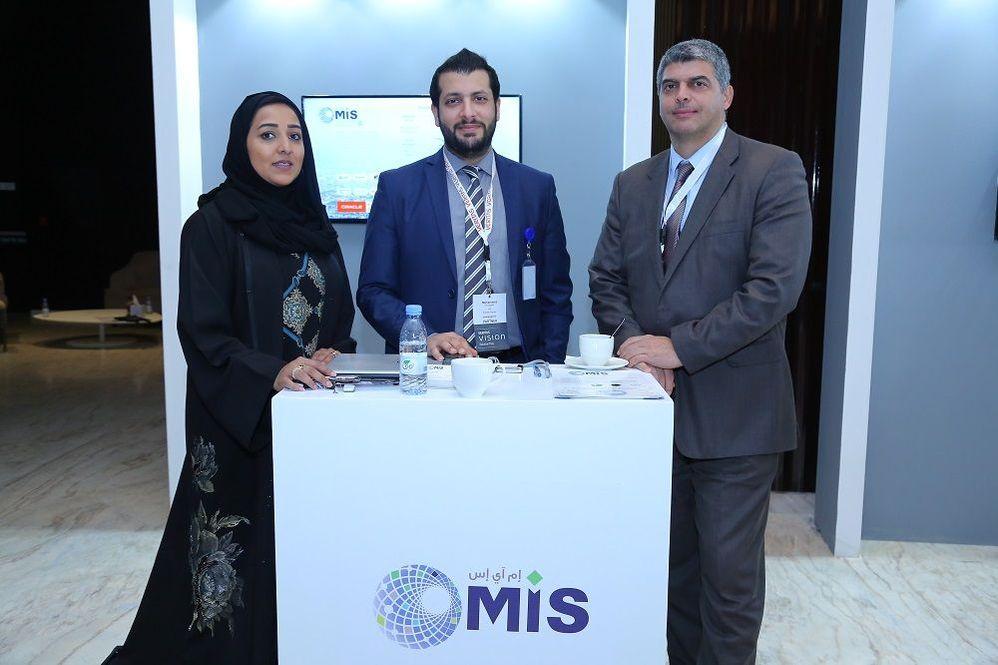 MIS, thank you for sponsoring VSD Riyadh.