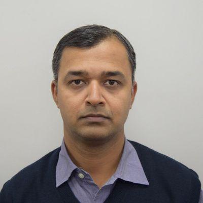 Meet Nikhil Patwardhan