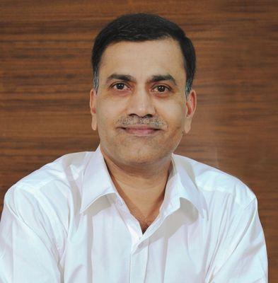 Meet Vijay Mhaskar