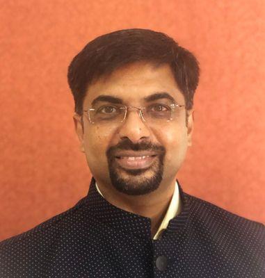 Meet Bhooshan Thakar
