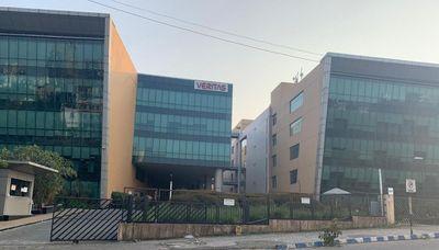 Veritas' current office in Pune, India