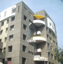 Veritas' first office in Pune, India