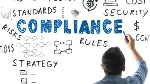 Compliance requires a review of strategy and risks