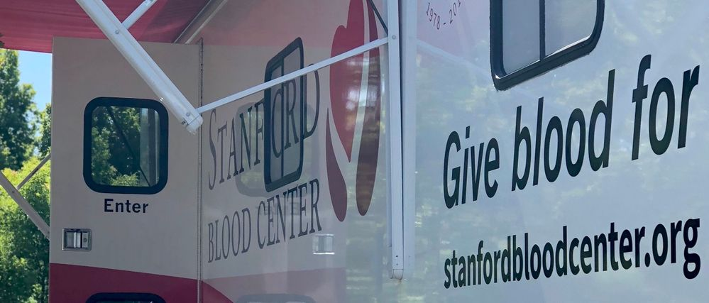 Those of us among Veritas' employee resource groups are grateful for the opportunity to partner with the Stanford Blood Center in support of our local community.