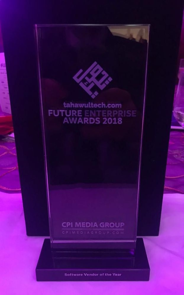 Veritas' Software Vendor of the Year Award