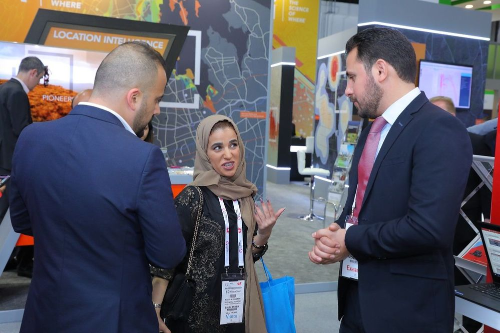 GITEX is a great place to make new connections.