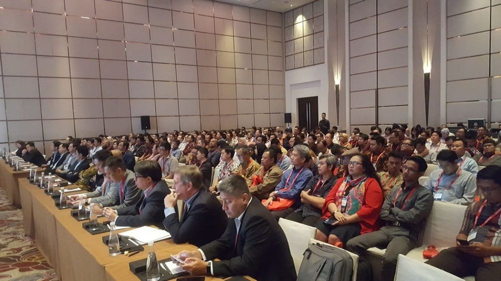 Packed house for Veritas Tech Symposium in Jakarta, Indonesia