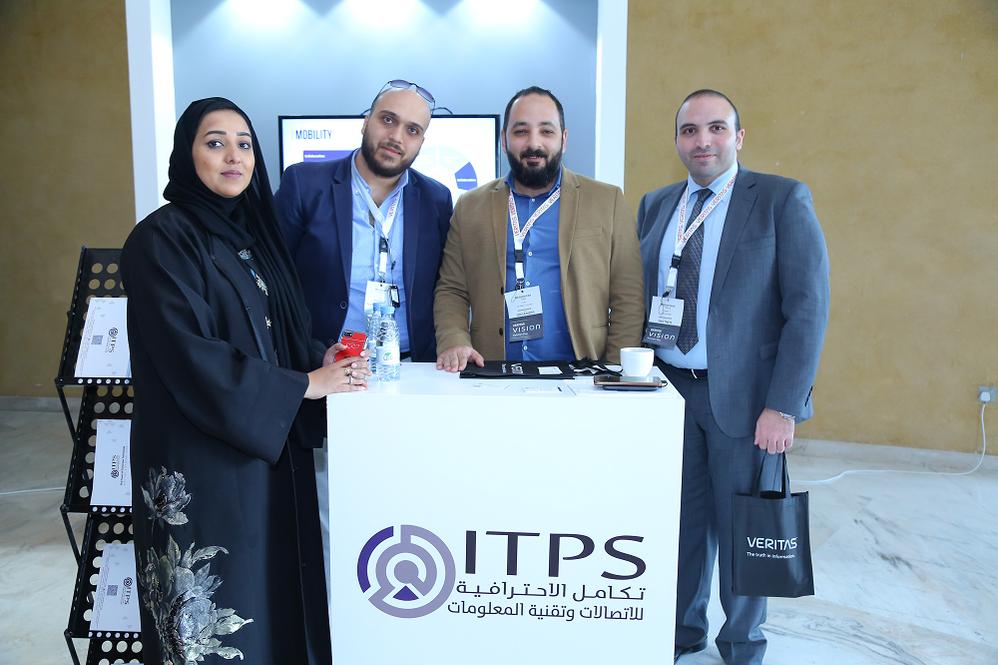 ITPS, thank you for sponsoring VSD Riyadh.