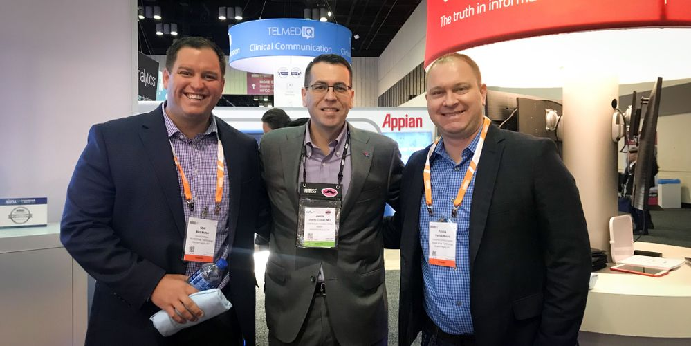 Industry partners at HIMSS 2019.jpg