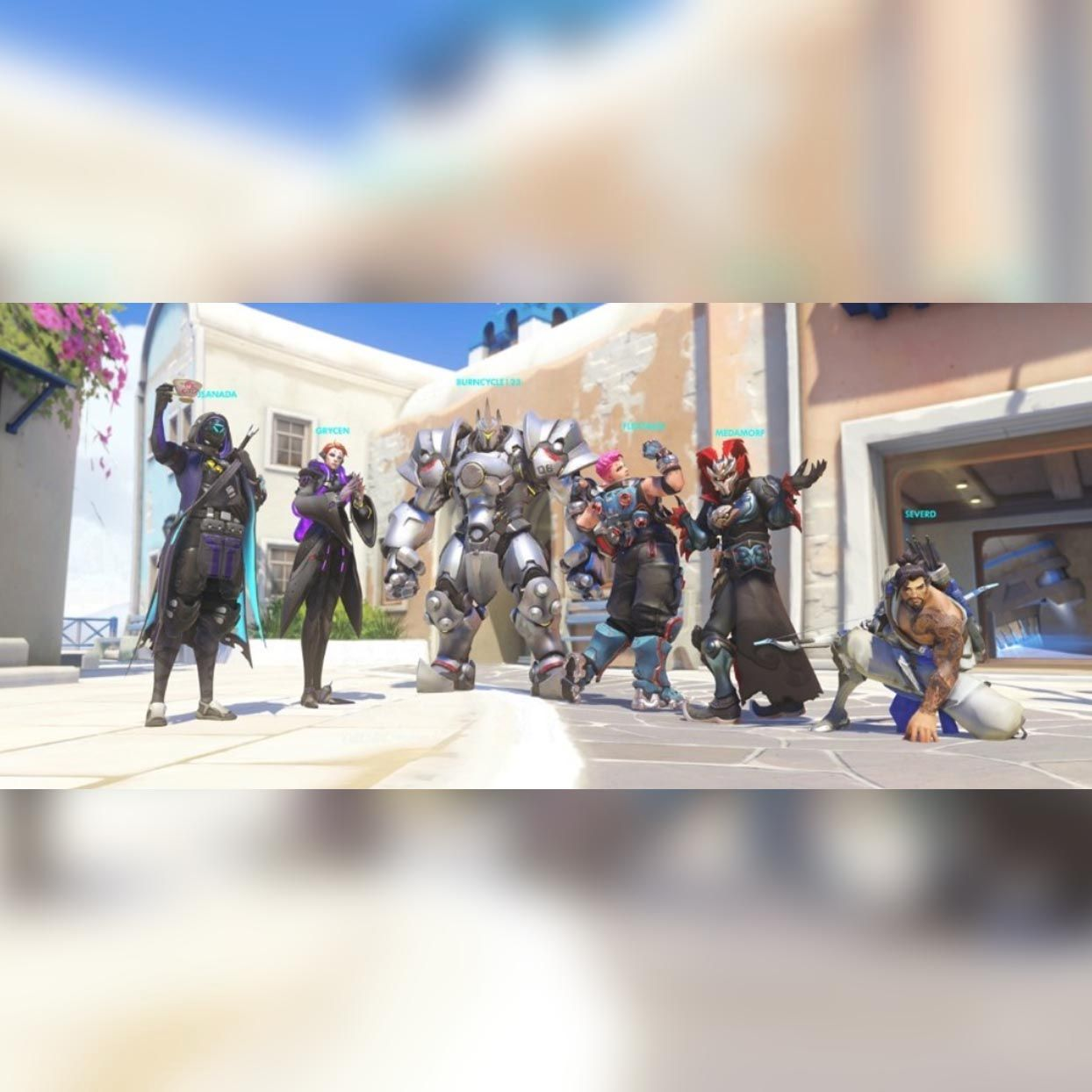 Team Veritas joins the Corporate Esports Association to take on Overwatch